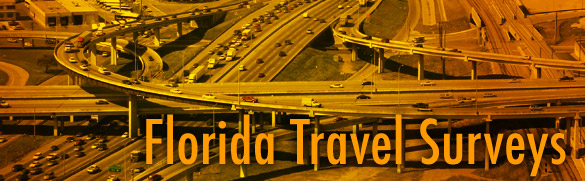 Florida Travel Surveys